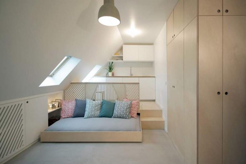 Маленькие апартаменты во Франции