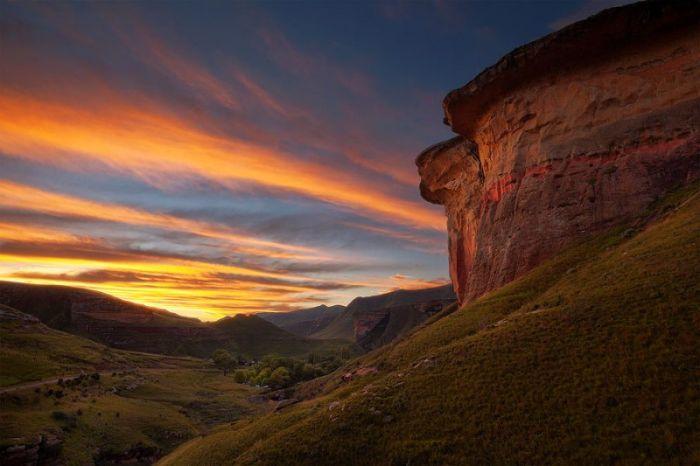 Удивительные пейзажи Южной Африки