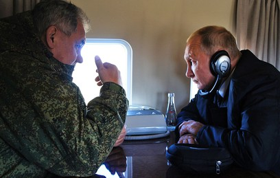 Путин: Россия продолжит укреплять свои войска новейшим оружием
