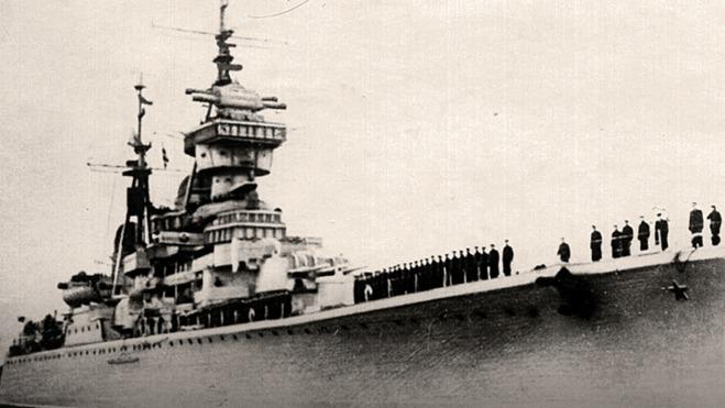 Английский подводник пытался взорвать корабль с Хрущевым?