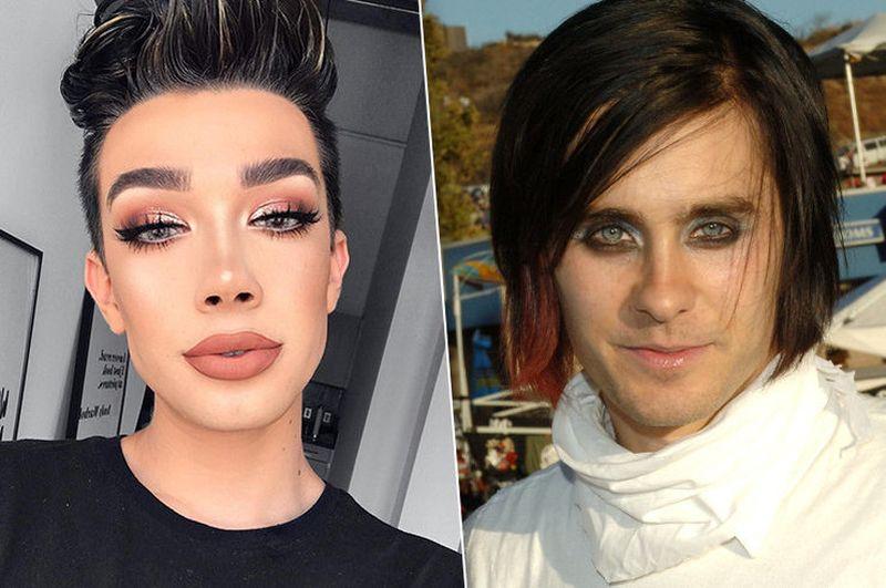 От Дэвида Боуи до русского бьюти-блогера: мужчины с макияжем