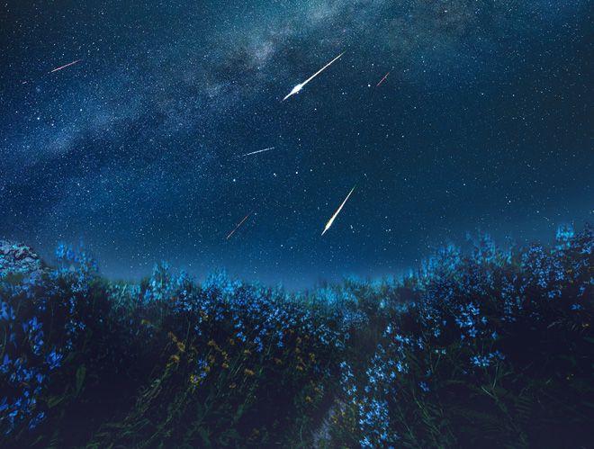 интересные факты про звездопад