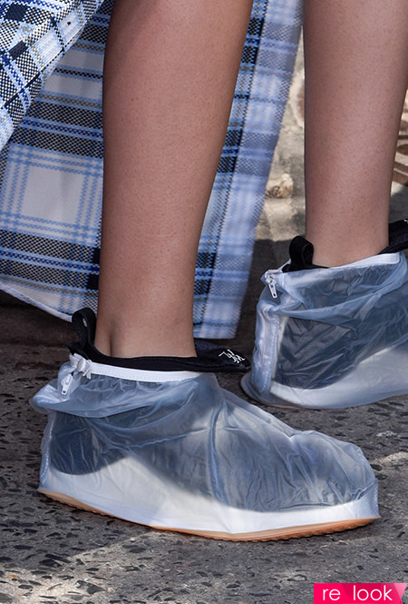 прозрачные каблуки
