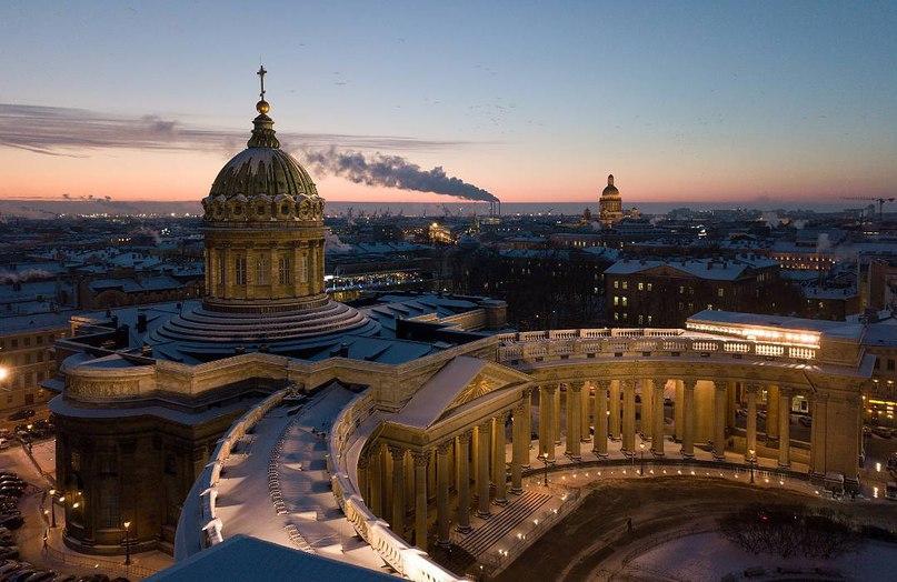 10 причин, почему каждый должен хоть раз побывать в Петербурге