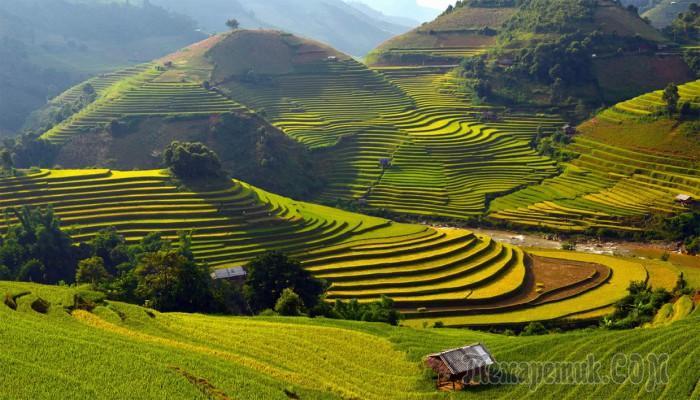 Археологические тайны, которые и сегодня хранит Азия