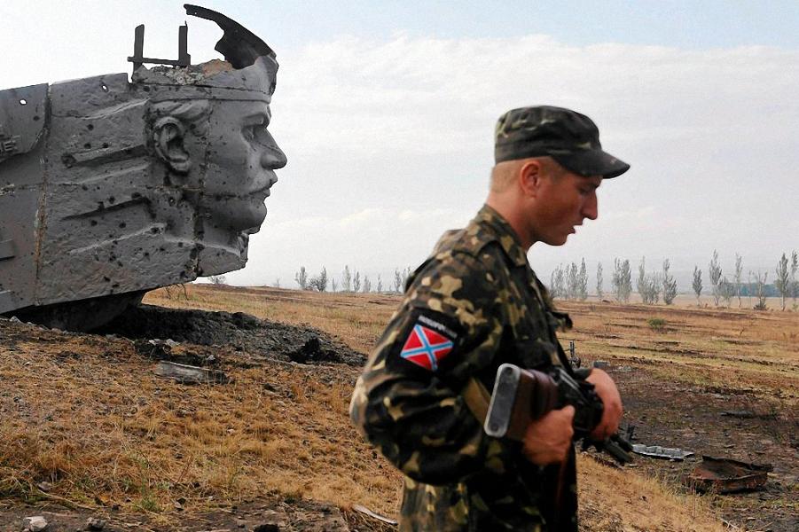 О вторжении Красной армии в Украину. В 2014 году