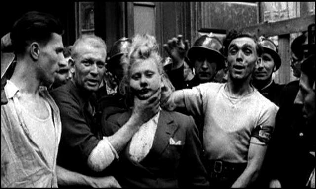 """Участь фашистских женщин - """"новые"""" акценты"""