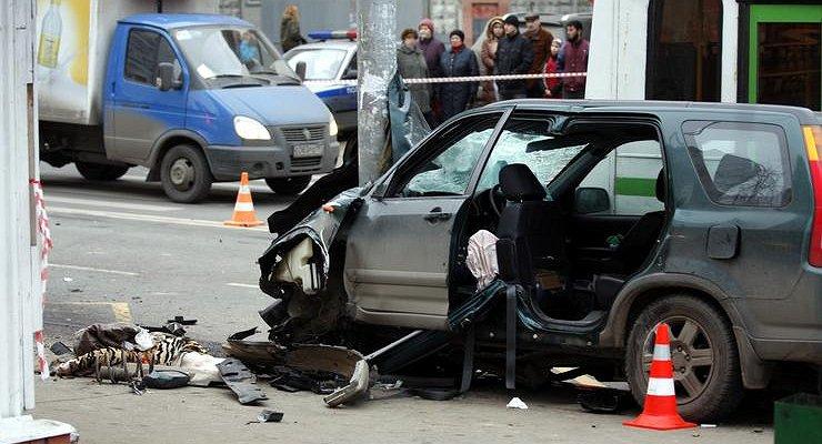 10 страшных ошибок, которые делают все водители в первые минуты после ДТП