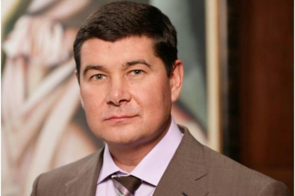 Александр Онищенко представил свою книгу о Петре Порошенко