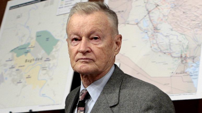 Wyborcza: самым ярким польским политиком был «борец с СССР» Бжезинский