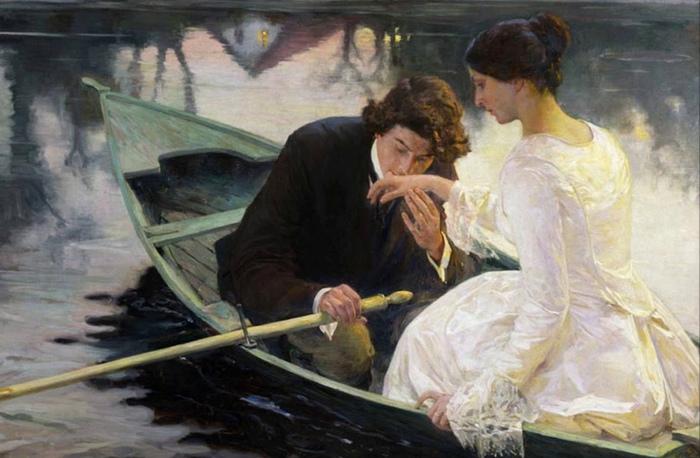 Любовь и нелюбовь: Детали картин, которые сразу понимали зрители XIX века.