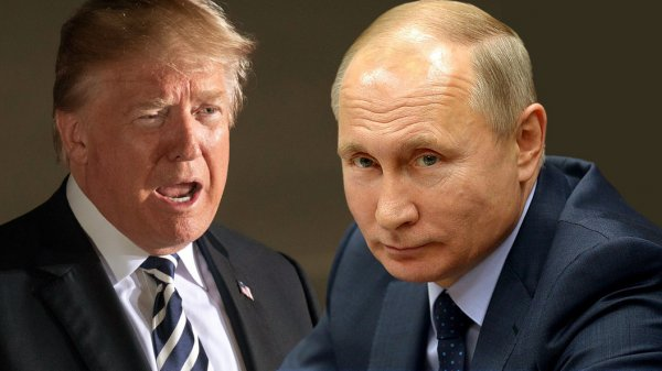 Трамп предложил Путину начат…