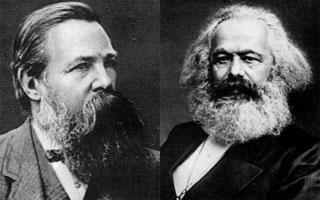 Как на самом деле относились к России Маркс и Энгельс