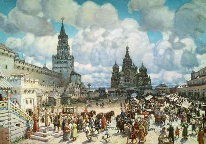 Целовальник - загадочная профессия древней Руси