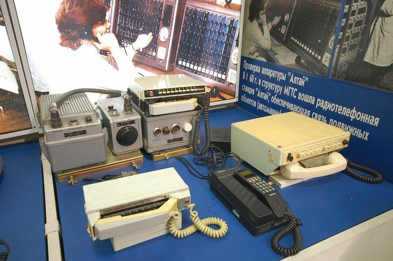 Военные радиостанции.