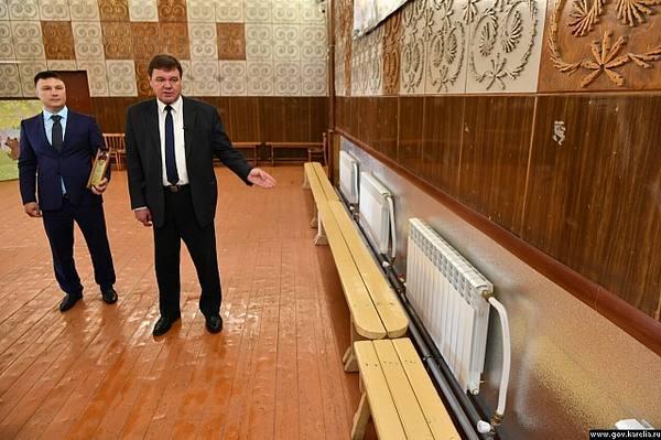 Власть отчиталась о ремонте домов культуры в карельских поселках