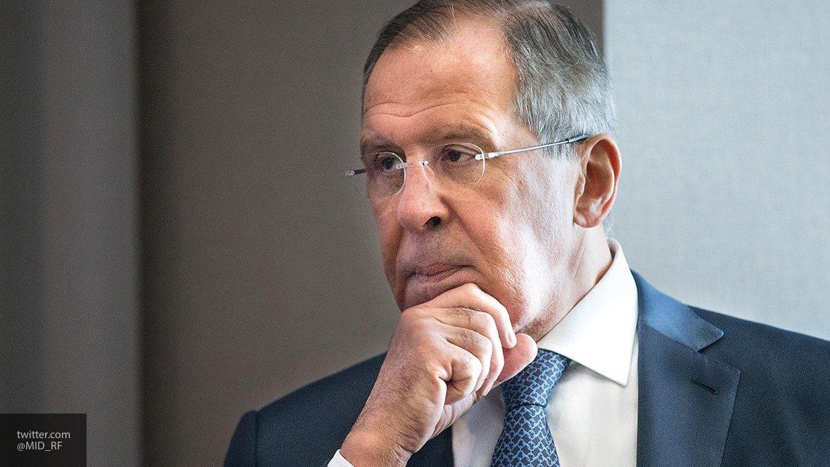 Лавров: РФ ежедневно предоставляет факты подготовки «Белыми касками» провокации в Идлибе