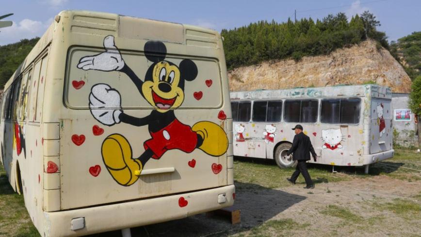 Смотрите как старые автобусы превратили в шикарные гостиницы!