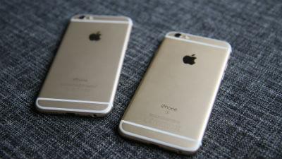 В России резко подешевел iPhone 6s