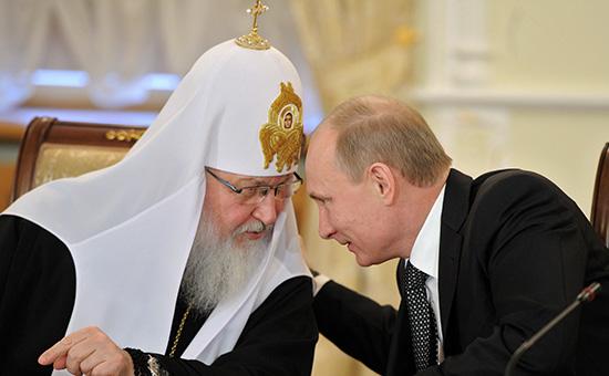 Патриарх Кирилл сыграл решающую роль в передаче Исаакиевского собора РПЦ