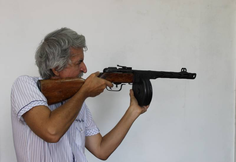 Пистолет-пулемёт: вчера, сегодня, завтра. Ч. 4. Пистолеты-пулемёты второго поколения. МР-38 против ППД-38/40 и ППШ-41