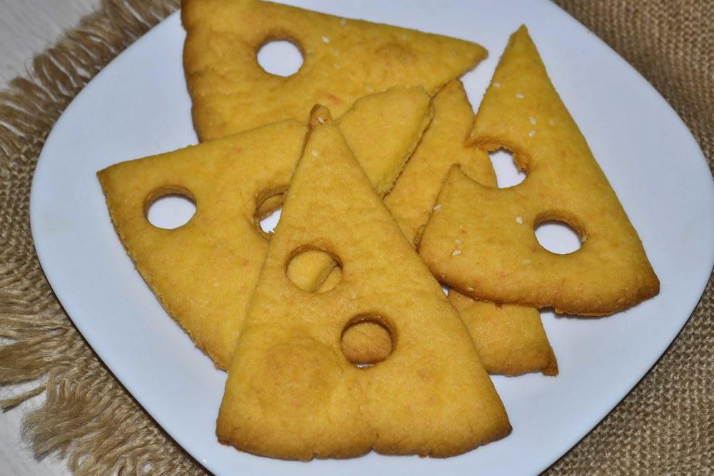 Домашний «Сырный крекер» — р…