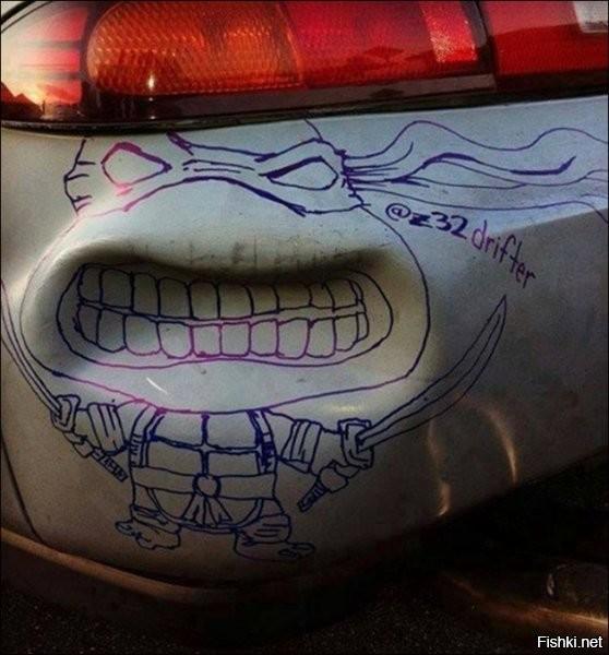 Подборка автоприколов авто, прикол, юмор