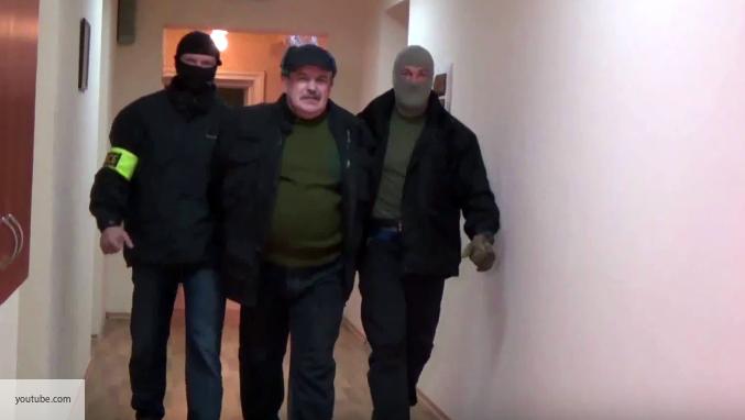 Экс-офицера Черноморского флота обвинили в госизмене