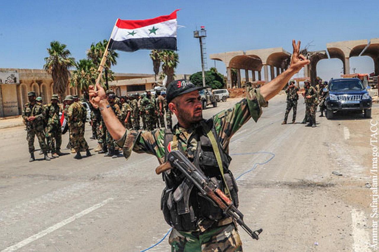 Триумвират для Сирии