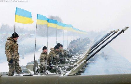Донбасс под угрозой блицкриг…