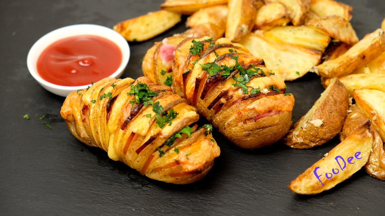 2 рецепта вкуснейшего картофеля в духовке