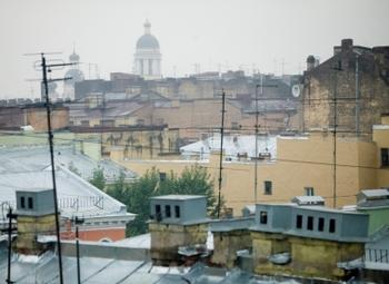 В Петербурге предложили легальные экскурсии по крышам зданий