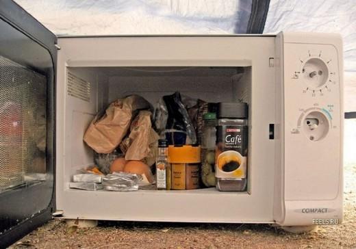 12 неожиданных возможностей микроволновки, которые облегчат вам кухонные хлопоты