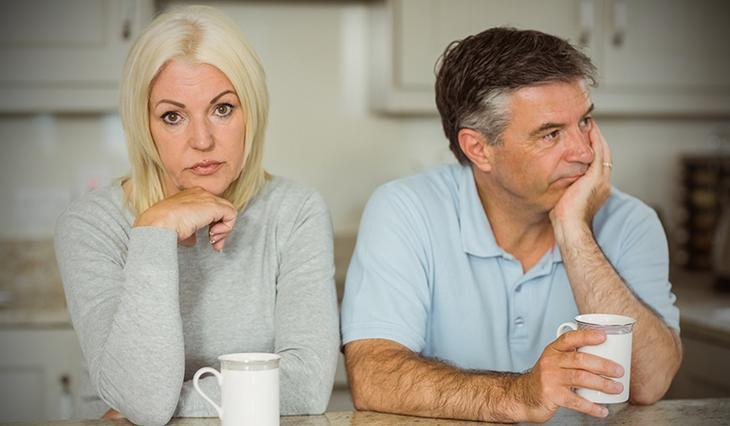 Признаки того, что муж устал…