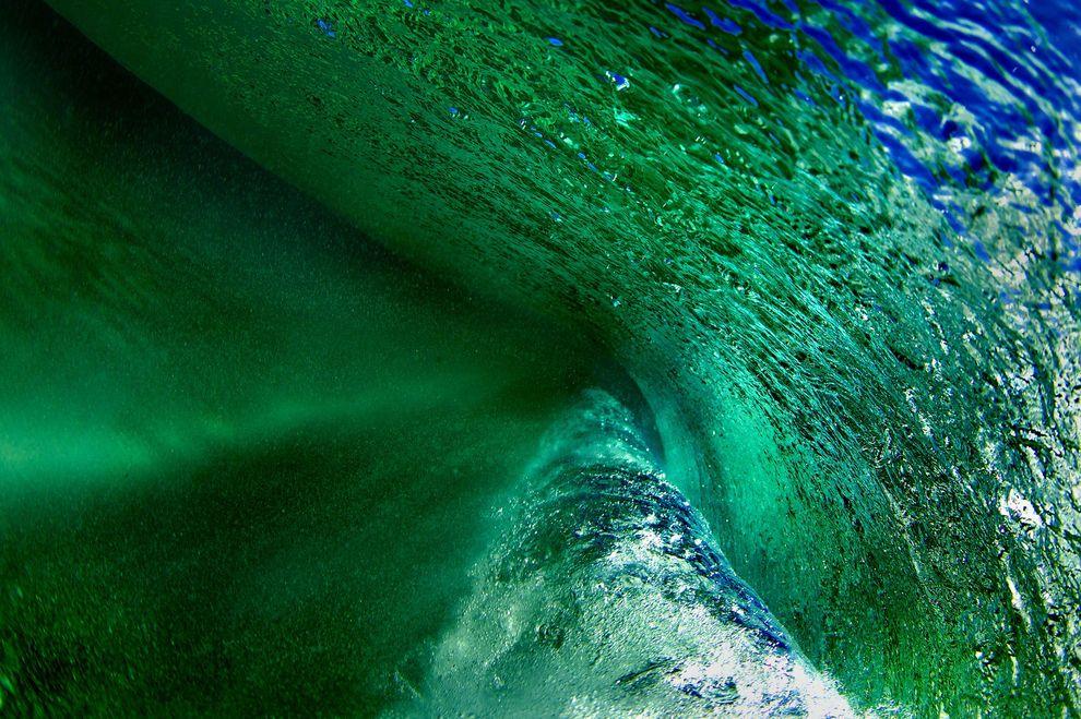 waves10 Невероятные фотографии волн у берегов Гавайских островов