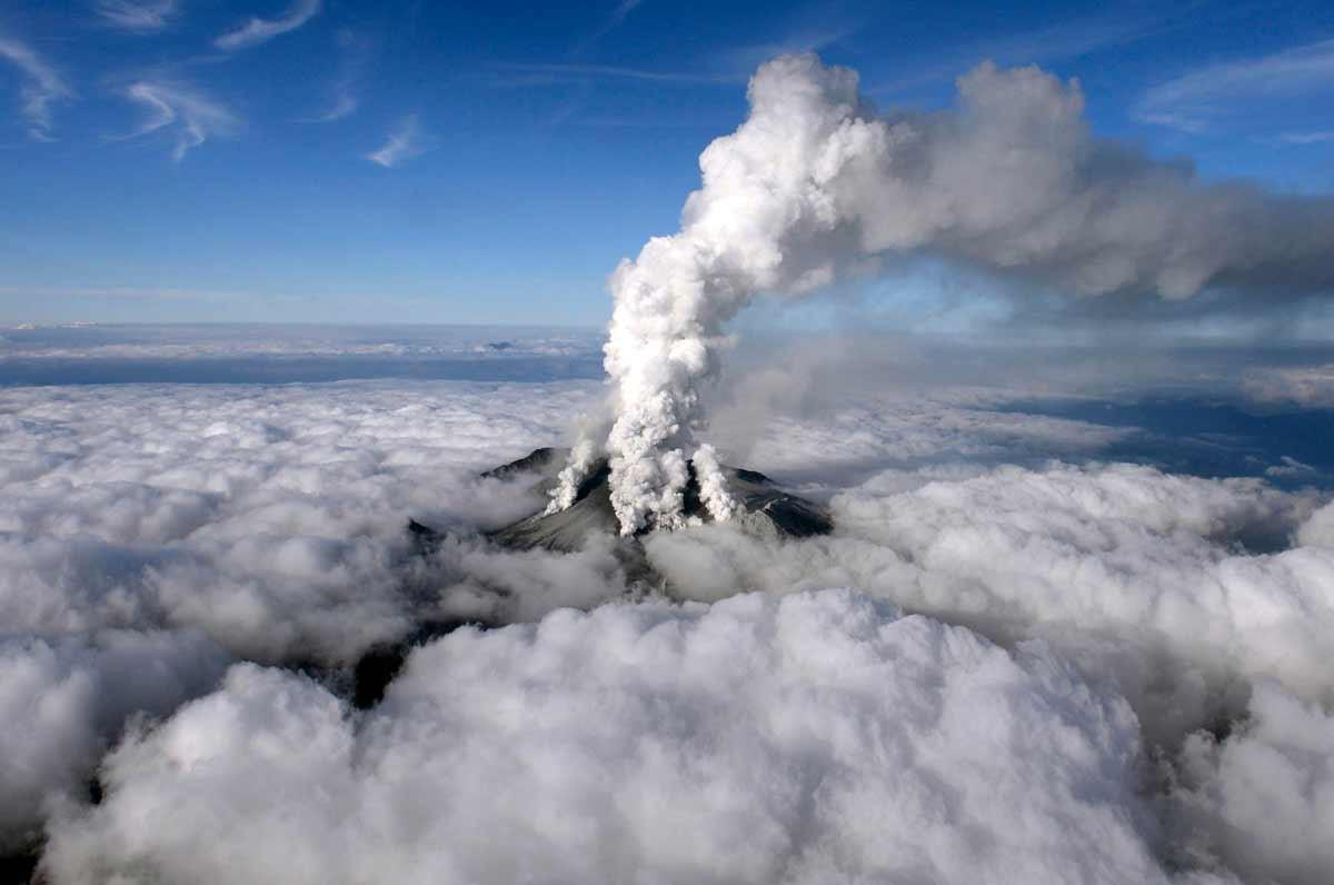 volcanicexplosion13 maiores vulcões do século XXI