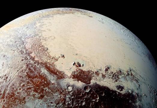 Плутон – это гигантская комета?