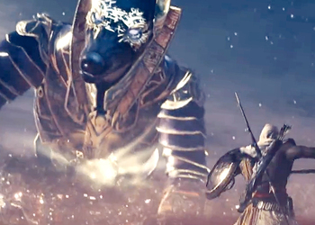 Оживших фараонов-зомби показали в трейлере дополнений к Assassin's Creed: Origins