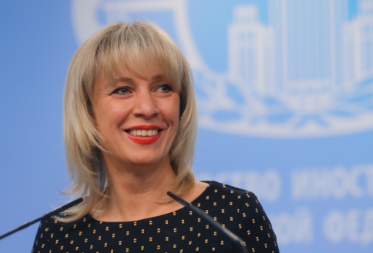 Мария Захарова припомнила западным коллегам хештег «freesavchenko»