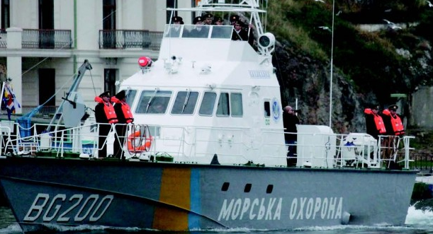 """""""Азовские пираты"""" начинают новую блокаду"""