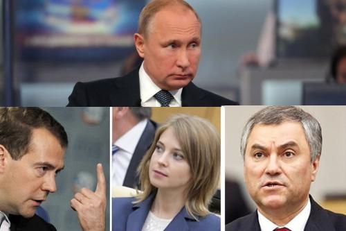 Пенсионная реформа может поставить крест на карьере Медведева и вознести на самый верх Поклонскую