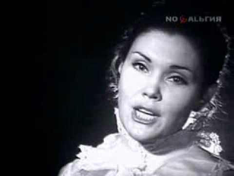 Вспомним песни прошлых лет. Валентина Белова