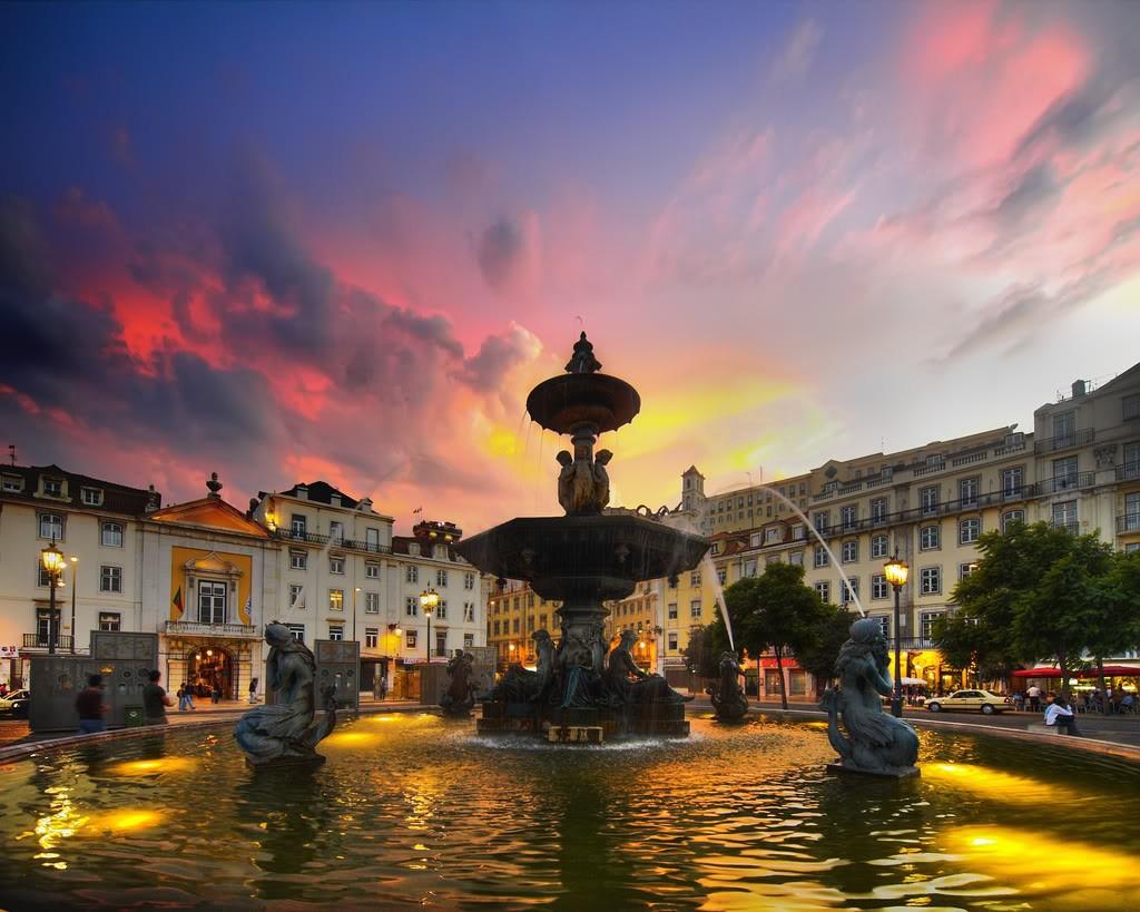 МИР ВОКРУГ. Сердце Португалии Лиссабон