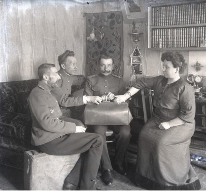 Гроховский 182-й пехотный полк на Великой Войне