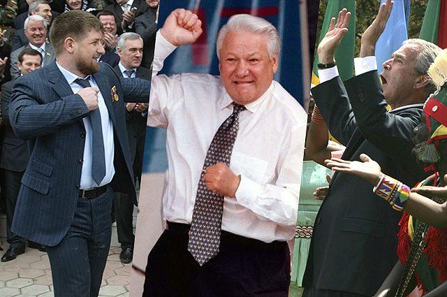 Не только Захарова. 10 танце…