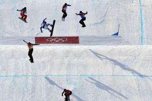 Российский сноубордист Олюнин получил травму на ОИ-2018