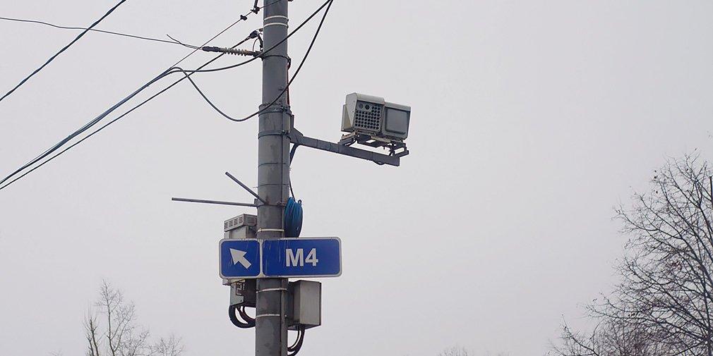 Камеры разрешили устанавливать в зоне действия временных знаков