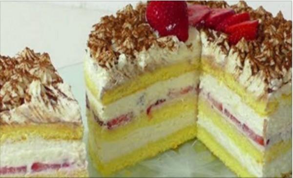 Самый необычный торт