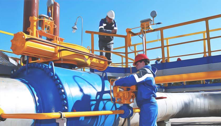 Интересные моменты по прокачке газа через Украину