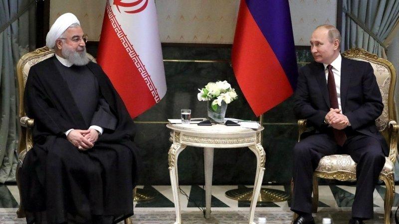 Иранский кризис - вызов для Путина